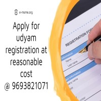 Udyam registration online in india
